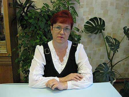 Смирнова Лидия Борисовна